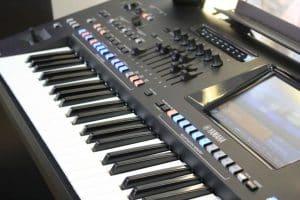 Yamaha Genos Review workstation