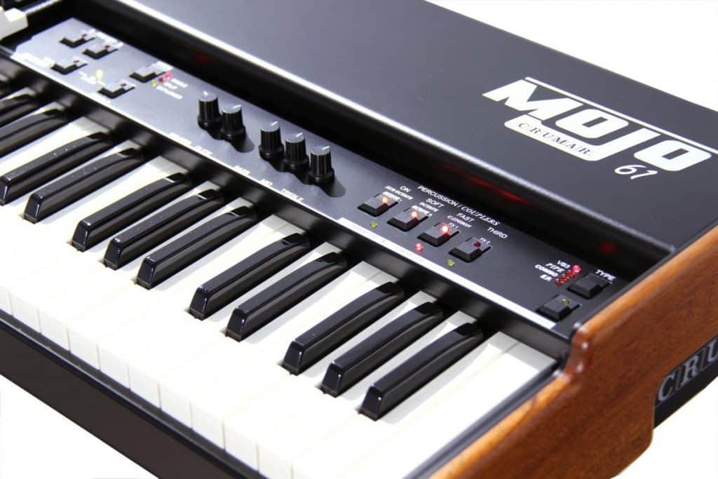 Crumar MOJO 61 drawbar keyboard review