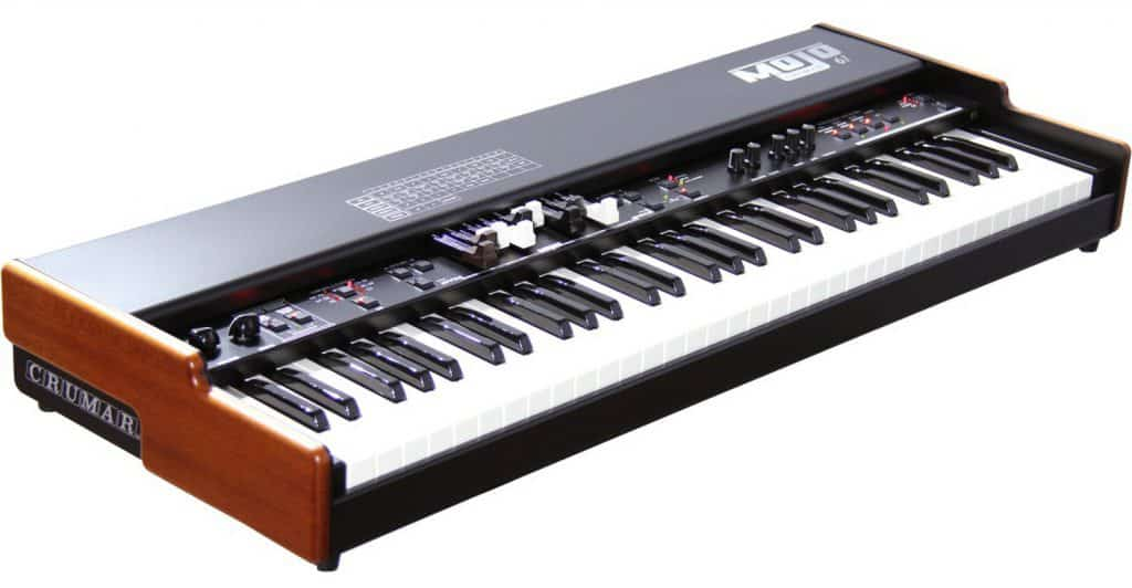 Crumar MOJO 61 review drawbar keyboard kopen
