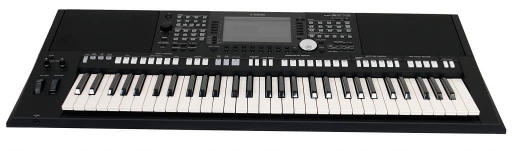 Yamaha PSR-S975 review workstation kopen