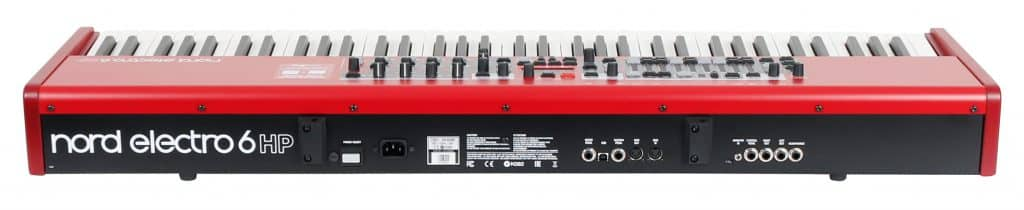 keyboard nord electro 6 review digitale piano