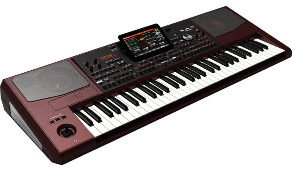 korg pa 1000 review keyboard kopen
