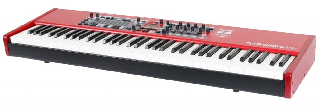 nord electro 6 review digitale piano kopen