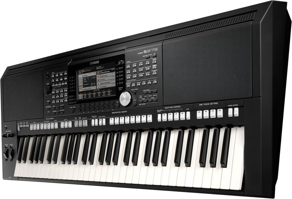 workstation yamaha psr-s975 review