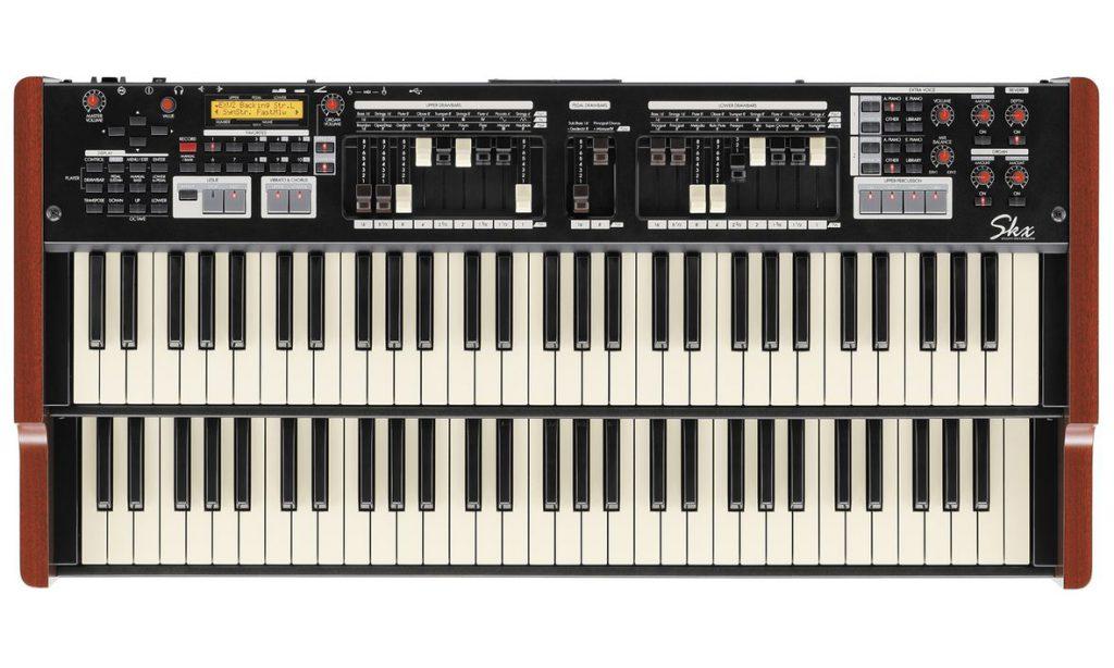 hammond skx orgel review