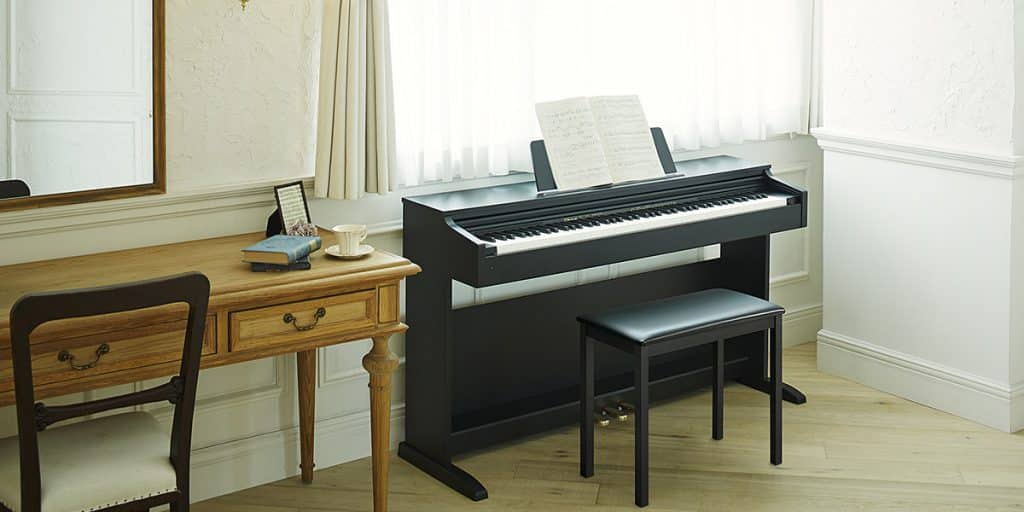 casio ap-270 digitale piano review