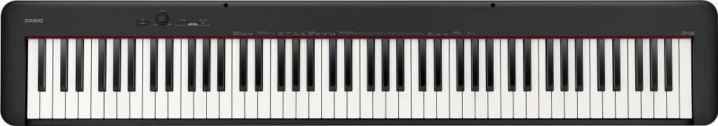 casio cdp-s100 review keyboard voor beginners