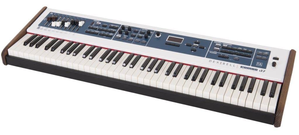 digitaal orgel dexibell combo j7 review