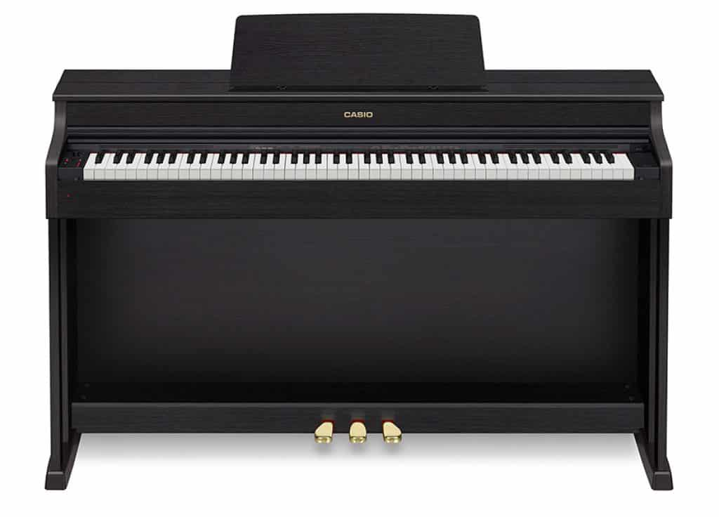 digitale piano casio ap-470 review