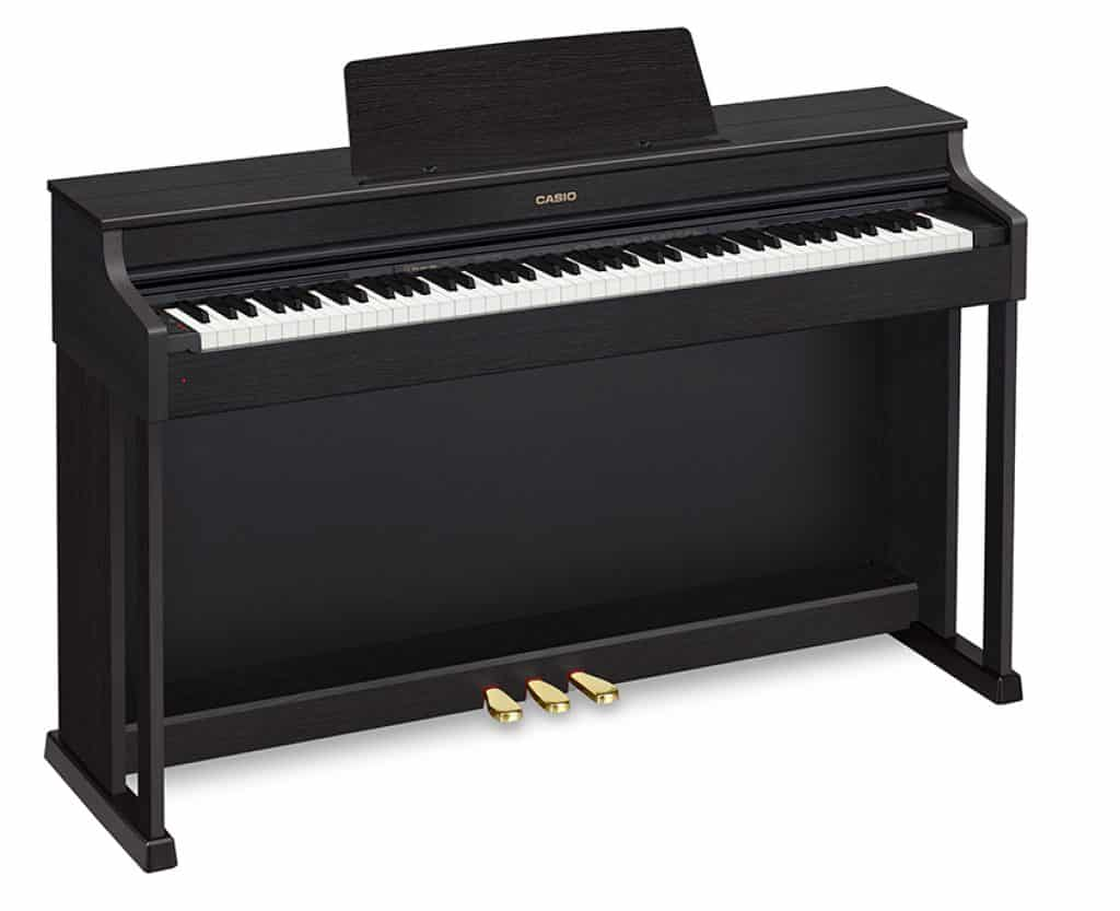digitale piano kopen casio ap-470 review