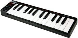midi keyboard voor beginners akai lpk25 review