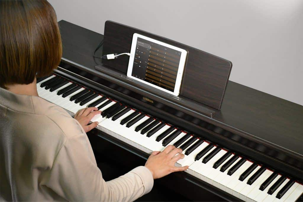 beginners digitale piano yamaha ydp-164 review