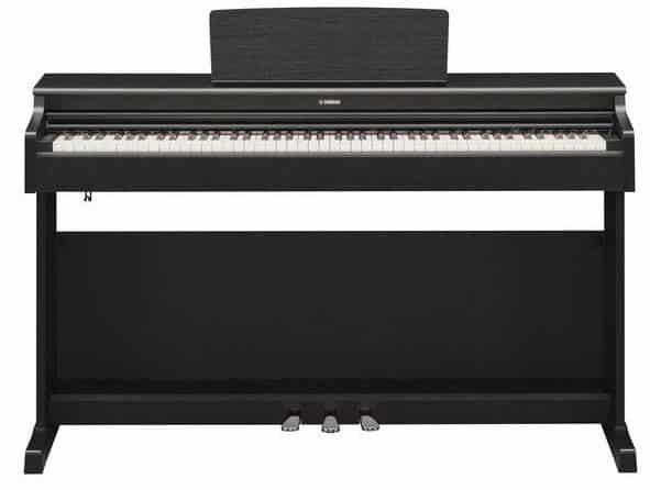 piano vergelijken yamaha ydp-164 roland rp102