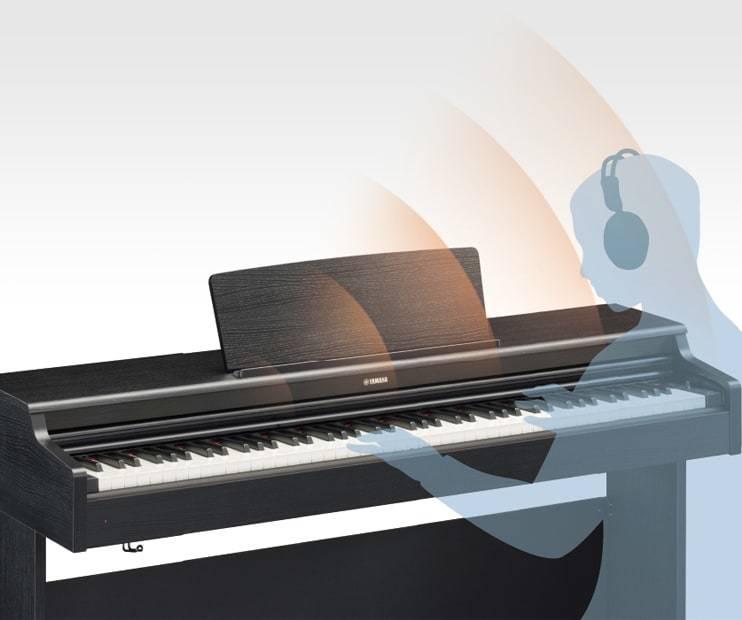 goedkope yamaha ydp-164 beste digitale piano