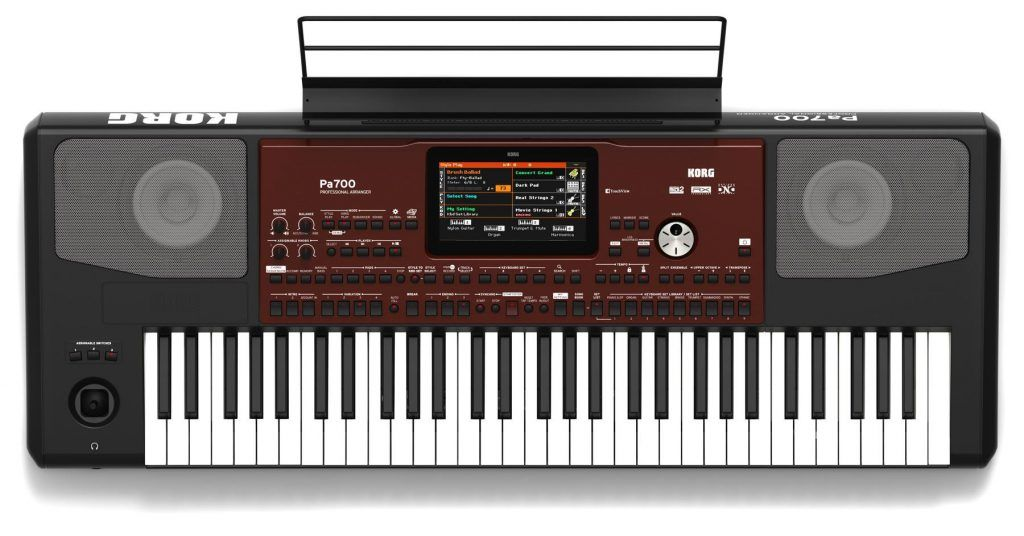 korg pa700 review beste digitale piano stage piano