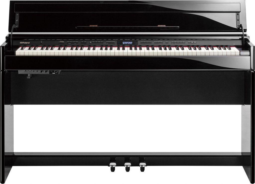 roland dp603 digitale piano review
