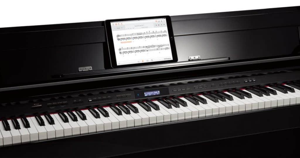 roland dp603 toetsen goedkope beste digitale piano voor gevorderden