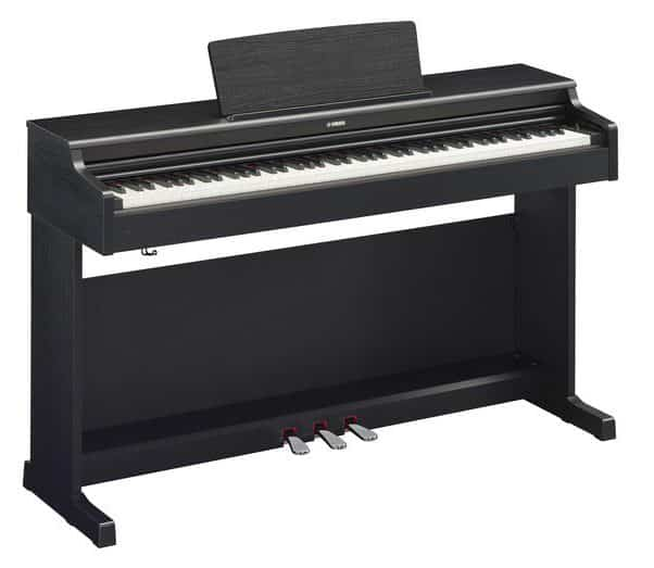 yamaha-ydp-164 review digitale piano