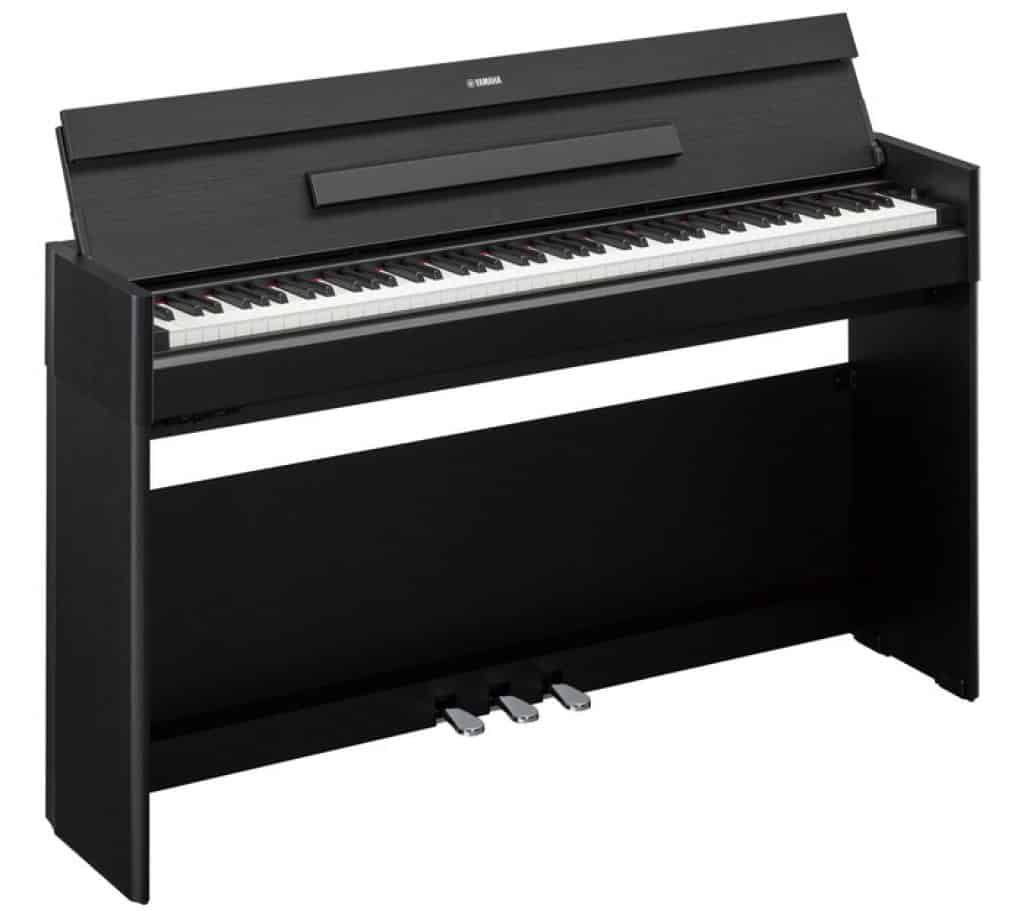 yamaha ydp s54 review beste digitale piano