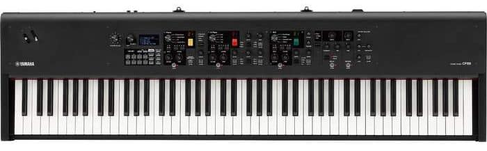 stage piano cp88 yamaha review