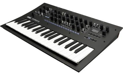 synthesizer korg minilogue review