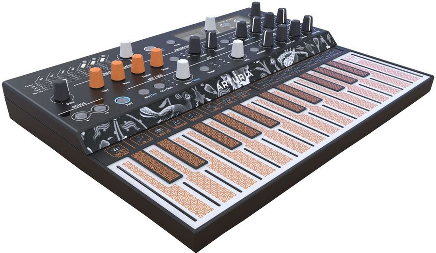 arturia microfreak synthesizer review