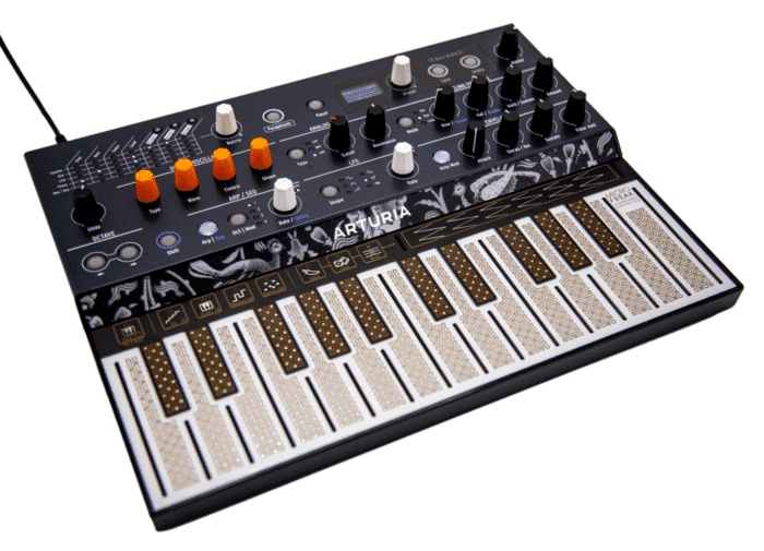 beste synthesizer arturia microfreak