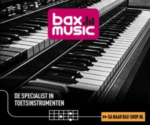 bax music specialist in toetsinstrumenten